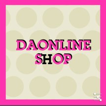 Logo DAonline shop