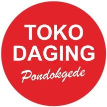 Logo Toko Daging Pondok Gede