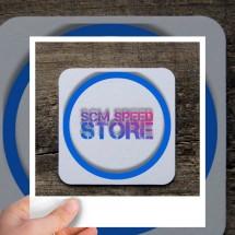 Logo SCM speed