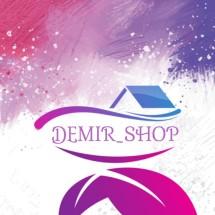 Logo Demir Shop