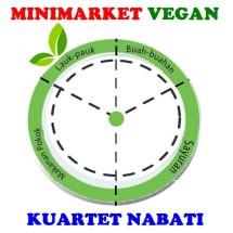 Logo Minimarket Vegan