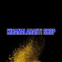 kiranalarasti shop Logo