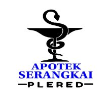 Logo Apotek Serangkai Plered