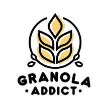 Logo Granola Addict