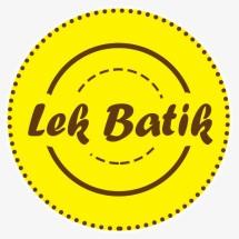 Logo Lek Batik Shop