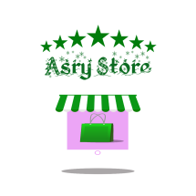 Logo Asry_Store
