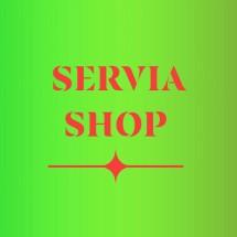 Logo servia shop