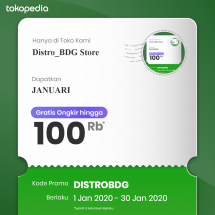 Logo Distro_BDG Store
