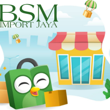 Logo BSM IMPORT JAYA