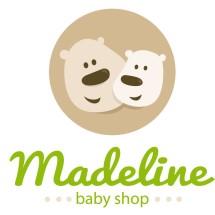 Logo Madeline Baby Shop