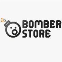Logo bomber store