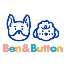 Logo Ben & Button