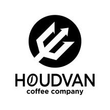 Logo HOUDVAN Coffee Co.