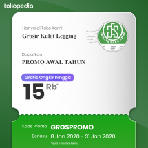 Logo Grosir Kulot Legging