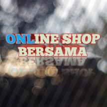 Logo Online Shop Bersama