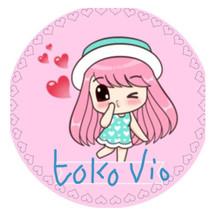 Logo TokoVio_Shop
