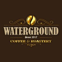 Logo WATERGROUND COFFEE