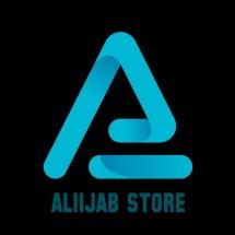 Logo aliijab store
