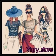 Viory_store Logo