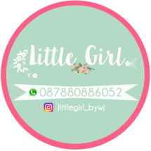 Logo Little Girl Shop