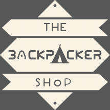 Logo the backpackershop