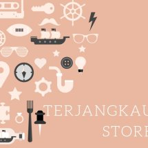 Logo -Terjangkau Store-