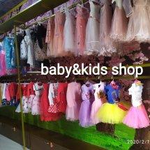 Logo baby&kids'shop