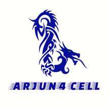 Logo Arjun4Cell
