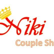 Logo niki couple shop