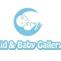 Kid Baby Gallery Logo