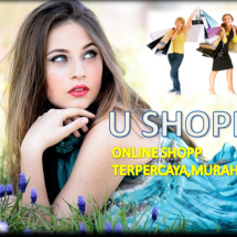 U SHOPPING Logo