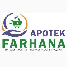 Logo Farhana Pharmacy