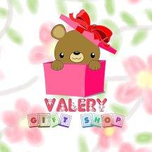Logo Valery GiftShop