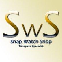 Snap Watch Shop Logo