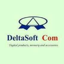 DeltaSoftCom Logo