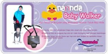Annanda Baby Walker