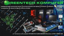 greentech komputer