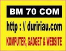 Toko BM70COM Duri Riau