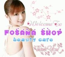FosanaShop