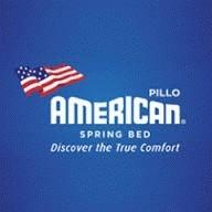 Springbed American Pillo