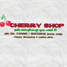 cherry all shop