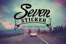SEVEN STICKER