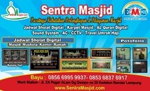 Sentra_Masjid