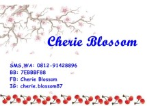 Cherie Blossom