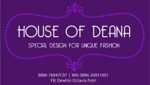 House of Deana