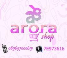 Arora Shop