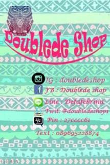 DoubleDe shop
