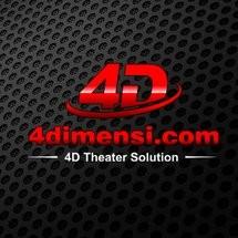 4 dimensi