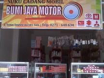 BUMI JAYA MOTOR