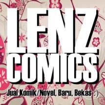 LENZ COMICS